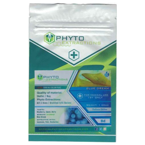 phyto extractions blue dream